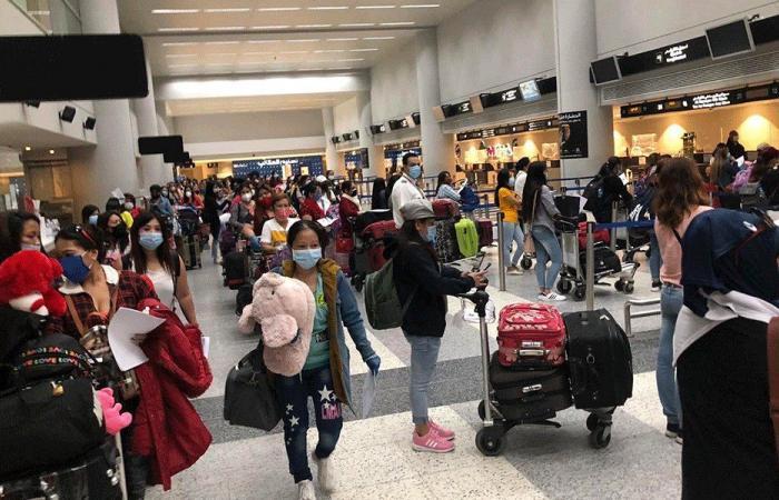 معلومات عن الغاء رحلات لشركات طيران أجنبية… ومديرية الطيران المدني توضح