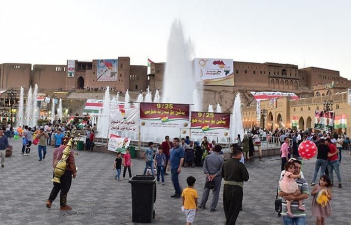 """العراق   كردستان العراق يحقق """"صفر"""" في الموسم السياحي"""