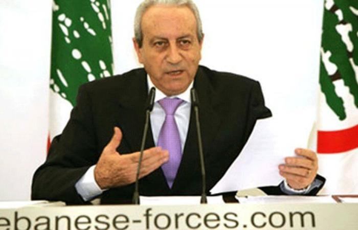 قاطيشا: السلطة التي أوصلت لبنان الى الافلاس يجب ان ترحل