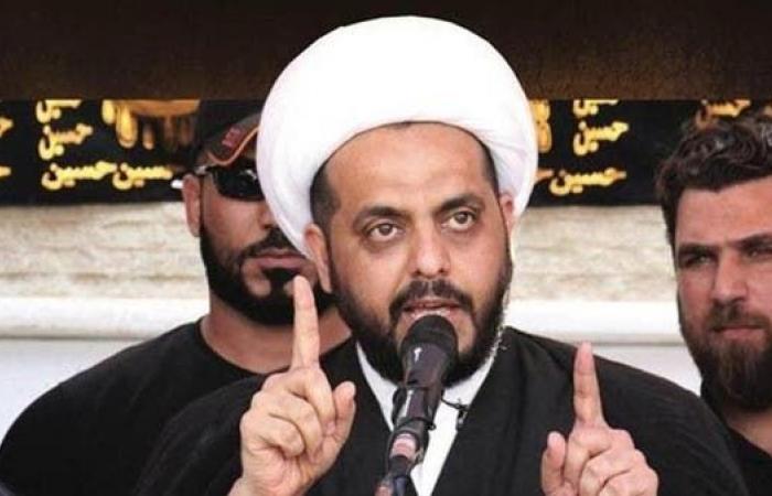 """العراق   ردا على اعتقال عناصرها.. ميليشيا """"العصائب"""" تلوح بالفوضى"""
