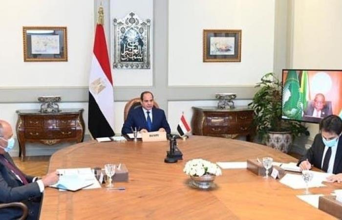 مصر   انفراجة في سد النهضة.. لجنة ثلاثية ولا إجراءات أحادية