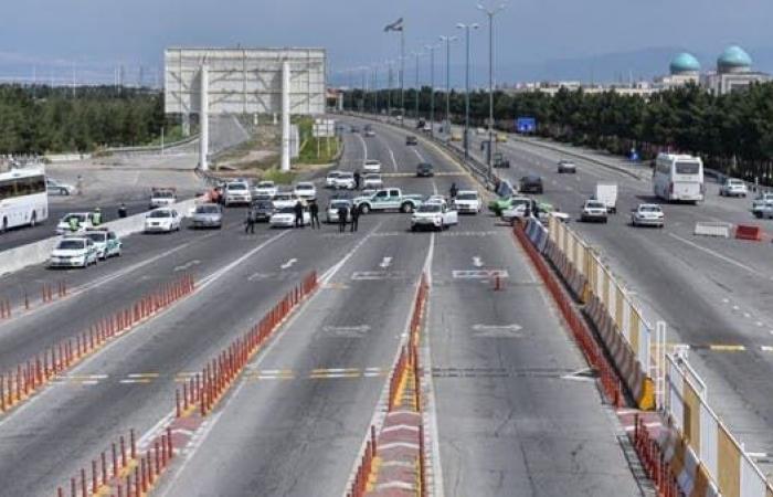 إيران | أنباء عن انفجار ضخم في قاعدة عسكرية شرق طهران