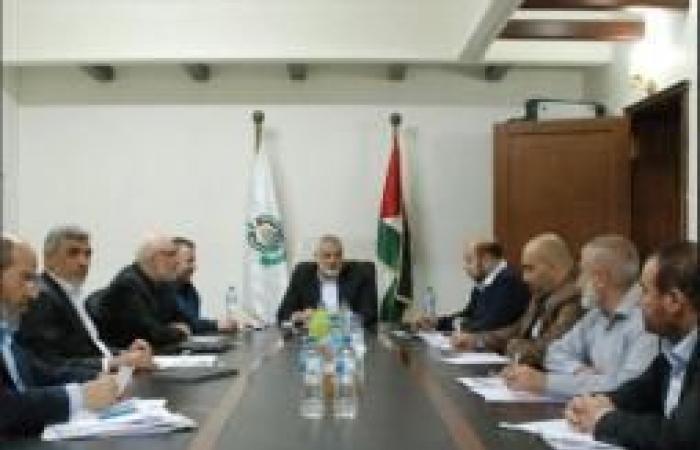 """فلسطين   المكتب السياسي لحماس يتعهد بإجهاض مشروع """"الضم"""" ويدعو للوحدة الوطنية"""