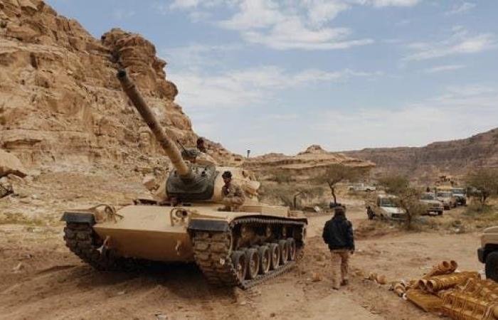 اليمن   الجيش اليمني يسقط مسيرة حوثية بالحديدة ويصد هجوما بتعز