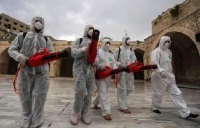 فلسطين   67 إصابة جديدة بكورونا