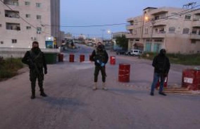 فلسطين | نمر: الأجهزة الأمنية تنتشر على المداخل الرئيسية لرام الله والمدن الأُخرى