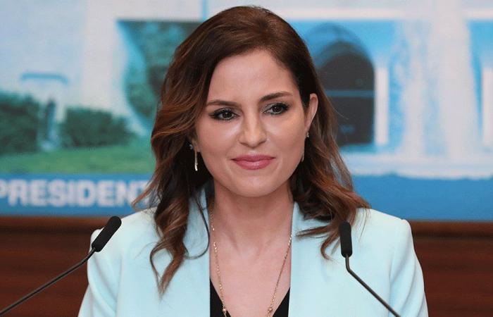 """عبد الصمد تقترح فكرة… وتطلب رأي اللبنانيين عبر """"تويتر"""""""