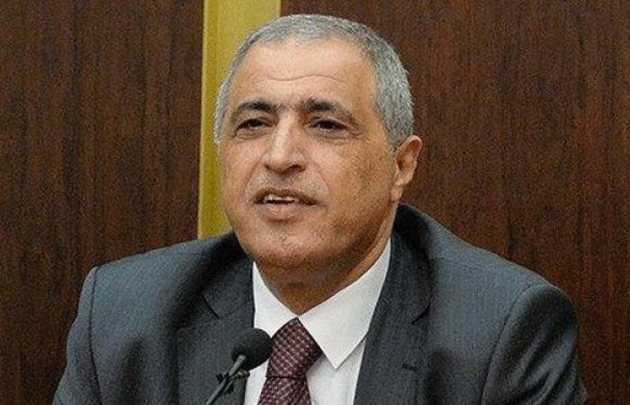هاشم: قرار إسرائيل التنقيب عن الغاز في منطقتنا إعلان حرب