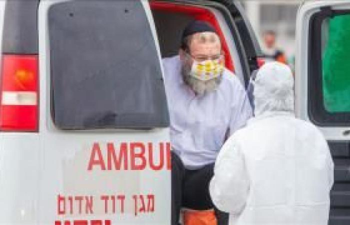 فلسطين | حالة وفاة بكورونا و76 إصابة جديدة في إسرائيل خلال 12 ساعة