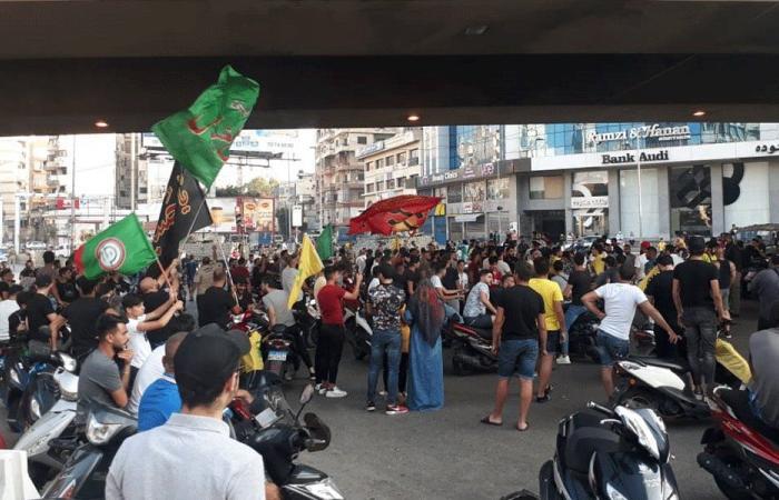 مسيرة في الضاحية: لا للحصار الأميركي