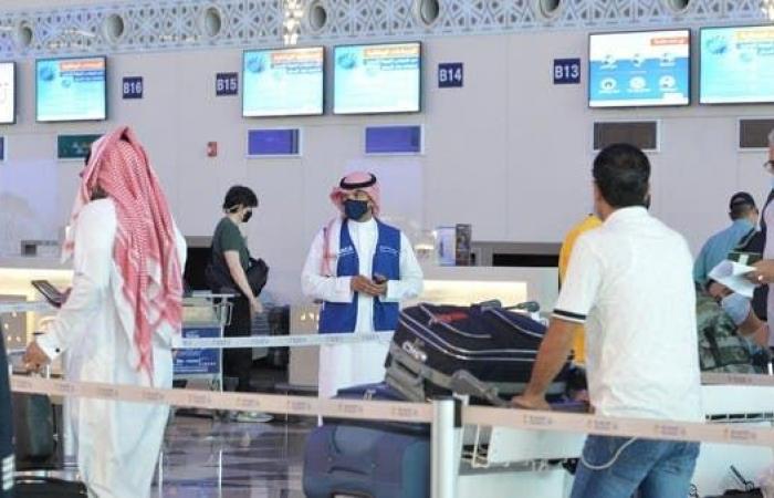 السعودية | تعرف على إجراءات الوقاية من كورونا بمطارات السعودية