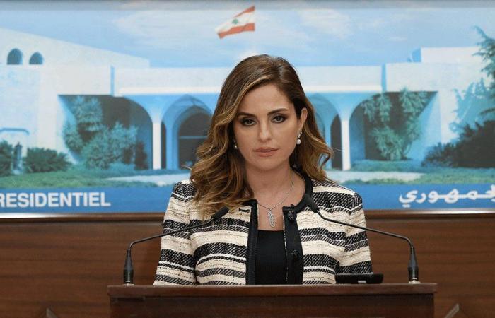 عبد الصمد: دياب نفى تقديم أي اعتذار رسمي للسفيرة الأميركية