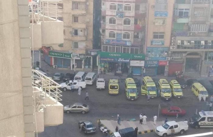 مصر | مصر.. وفاة 7 مرضى بكورونا بحريق في مستشفى بالإسكندرية