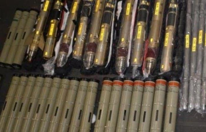 السعودية | مصدر سعودي: مصادرة شحنات أسلحة إيرانية موجهة للحوثيين