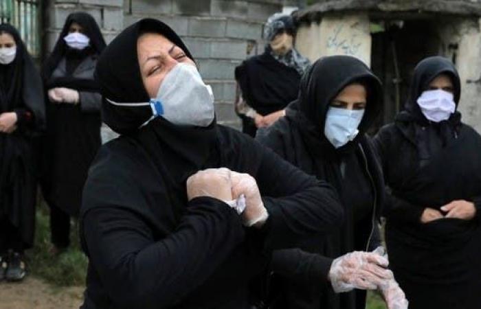 إيران | إيران.. تسجيل 2536 إصابة جديدة بكورونا و162 وفاة
