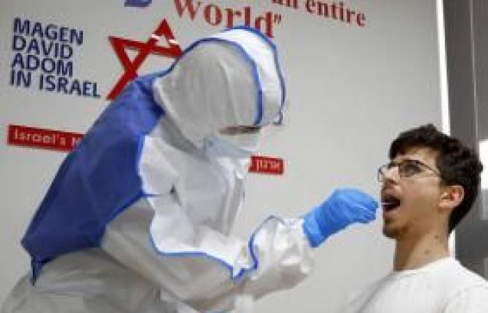 فلسطين   637 إصابة جديدة في إسرائيل خلال 24 ساعة