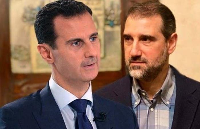 سوريا   بشار الأسد يهجم على ابن خاله برّا وبحراً وجوّاً!