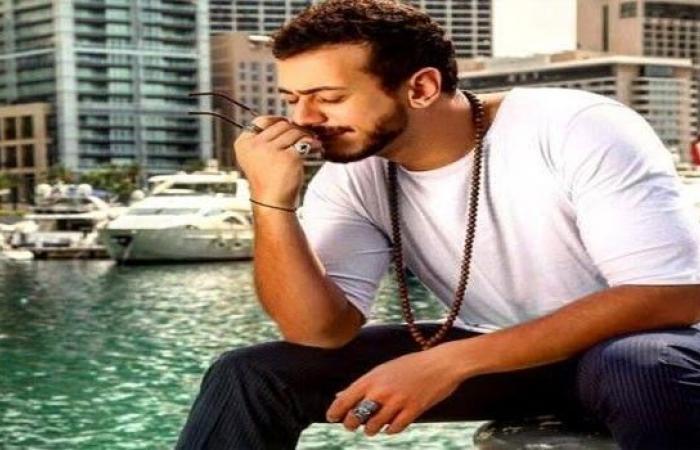 """المطرب المغربي سعد لمجرد ينتهي من تسجيل أغنيته الجديدة """"عدّى الكلام"""""""