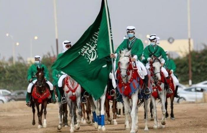 """السعودية   استعراض الخيول العربية يطلق صيف السعودية """"تنفس"""" بالطائف"""