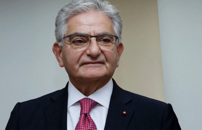 صفير ردّا على حرص دياب على القطاع المصرفي: منفتحون على التعاون