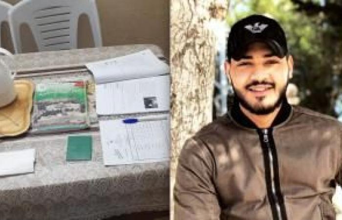 فلسطين   الاحتلال يحرم الطالب محمد الشيباني من تقديم امتحانات الثانوية العامة