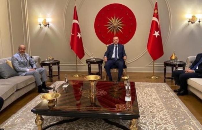 ودائع ليبيا في تركيا..ولقاء غريب مع أردوغان في اسطنبول