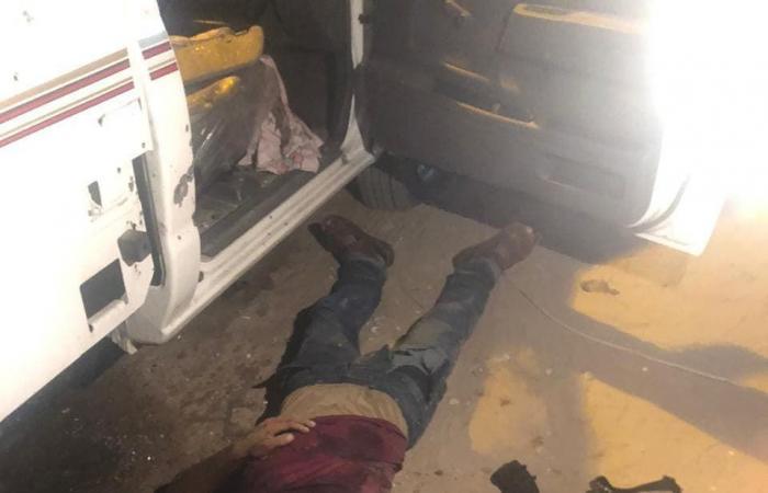 مصر | صور.. مقتل إرهابيين كان يخططان لأعمال تخريبية بسيناء