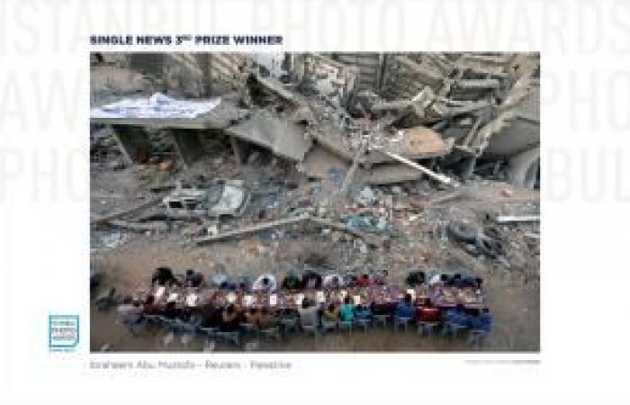 فلسطين | مصوران من غزة يحصدان جائزة دولية