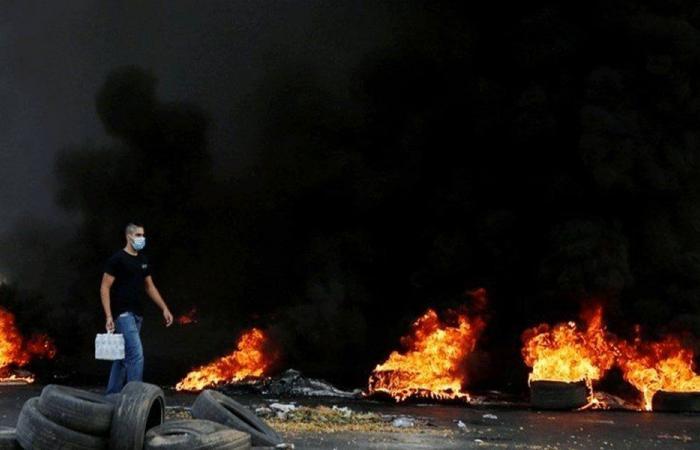 المحتجون يقطعون هذه الطرقات!