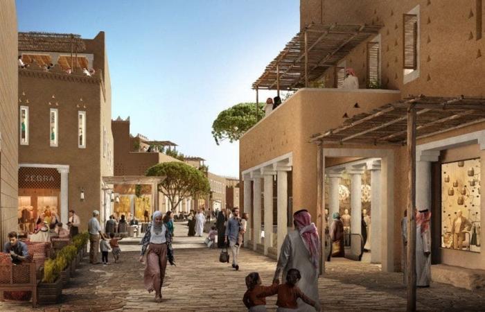 """السعودية   بدء تنفيذ أكبر مشروع تراثي لتطوير """"الدرعية التاريخية"""""""