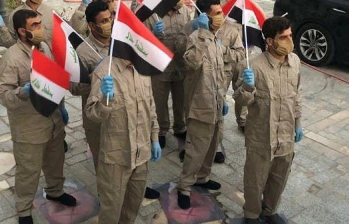 العراق | تفاصيل إطلاق معتقلي حزب الله في العراق.. 3 قيد التحقيق