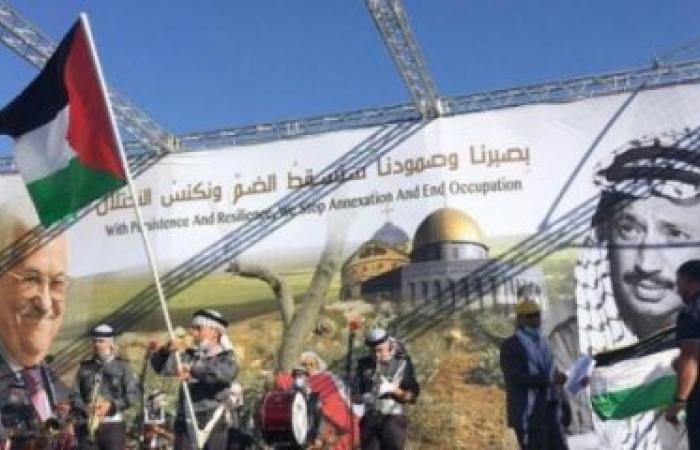 فلسطين   حركة التحرير الفلسطيني تدعو لرص الصفوف