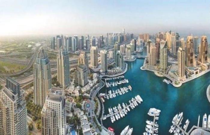 اقتصاد دبي ينكمش 3.5% بالربع الأول..والعقارات تواصل نموها