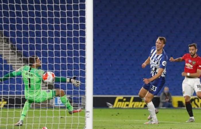 مانشستر يونايتد يعزز طموحاته الأوروبية بفوز كبير