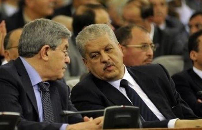 السجن 12 عاماً لرئيسي وزراء الجزائر السابقين سلال وأويحيى
