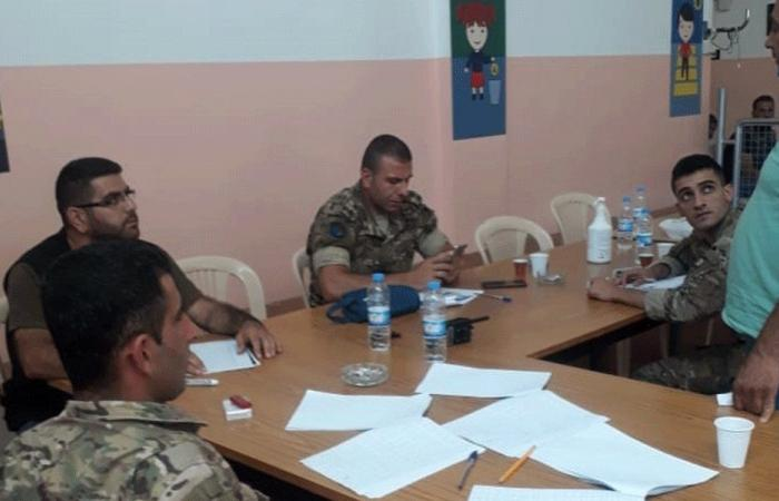 توزيع مساعدات على أهالي تلاميذ المدارس الرسمية في الكورة