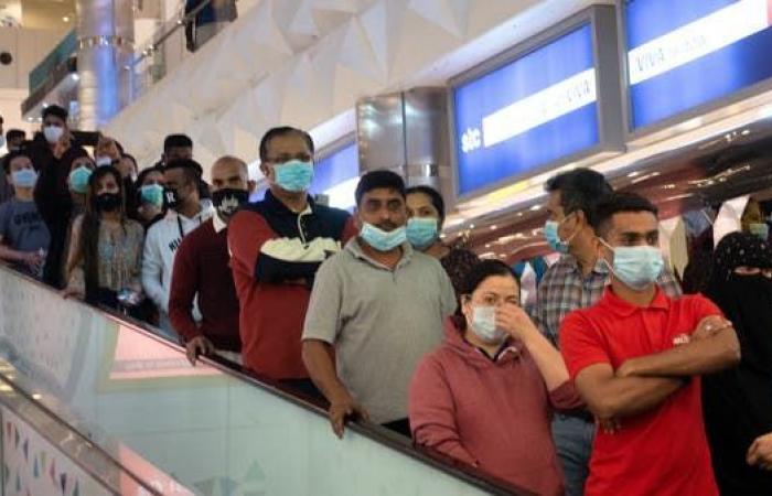 الخليج   شفاء 37715 بالكويت.. وإصابة 41149 في عمان