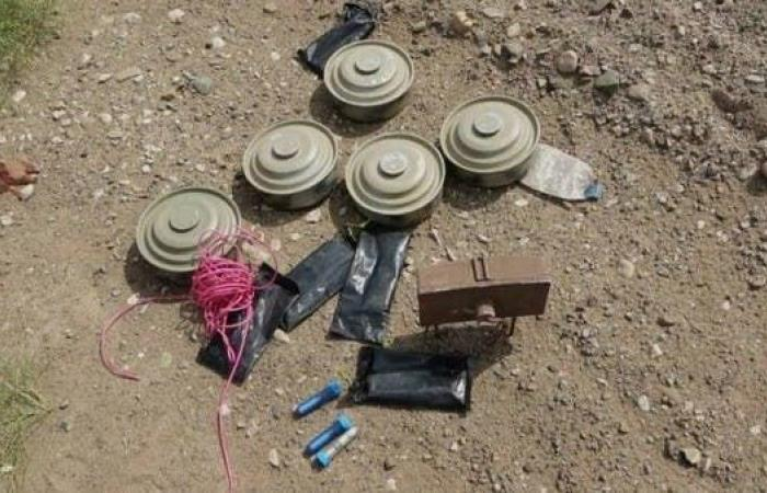 اليمن   اليمن.. تفكيك حقل ألغام حوثي بالحديدة