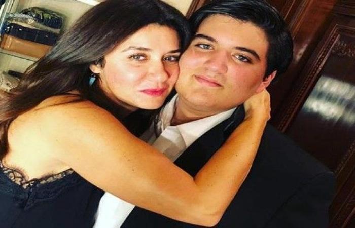 غادة عادل ترد على سخرية رامز جلال من ابنها