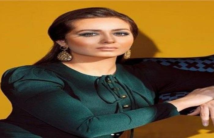هبة مجدي في أحدث جلسة تصوير