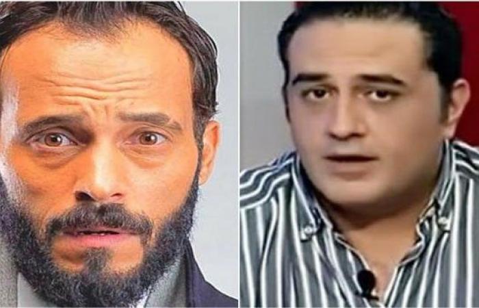 إغلاق حساب خالد سرحان على فيسبوك بعد هجومه على يوسف الشريف
