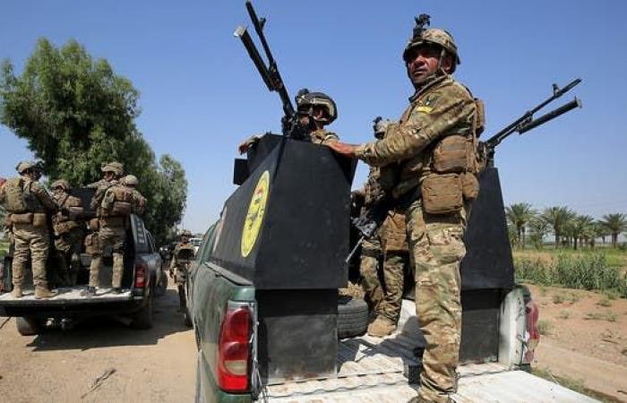 العراق   الجيش العراقي يبدأ عملية عسكرية واسعة شمال بغداد