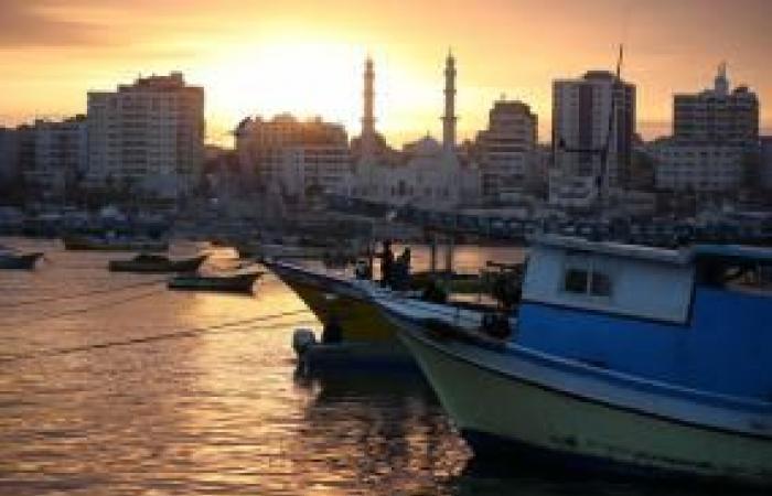 فلسطين   فتح ميناء غزة أمام المواطنين بعد إغلاقه منذ أزمة كورونا