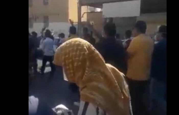 إيران | احتجاجات عمال الأهواز تمتد إلى الشوارع