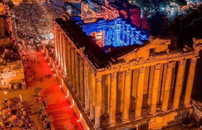 لبنان أطل من بعلبك… كأنها «معزوفة تيتانيك»