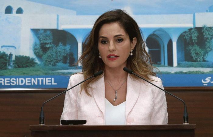 """وزيرة الاعلام تطلبُ توضيحًا من الجيش بشأن """"الصحافيين"""""""
