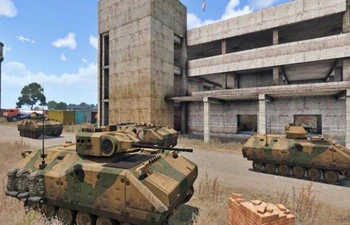 سوريا   الجيش التركي يروج لأسلحته ومعاركه بسوريا..في لعبة إلكترونية
