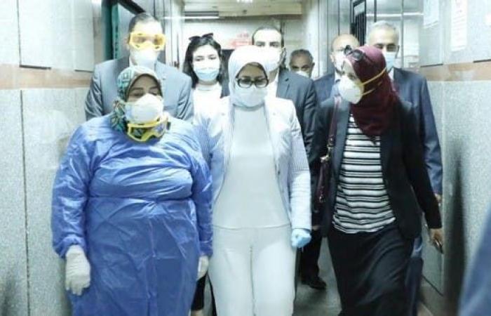 مصر   مصر تسجل 912 إصابة جديدة بفيروس كورونا و 89 وفاة
