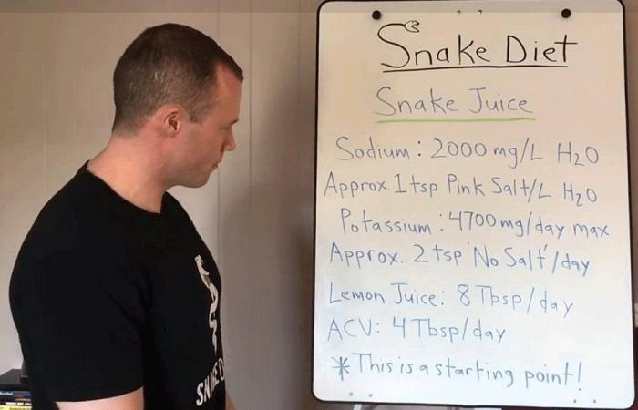 الـ«Snake Diet»… أخطر الحميات على الإطلاق!