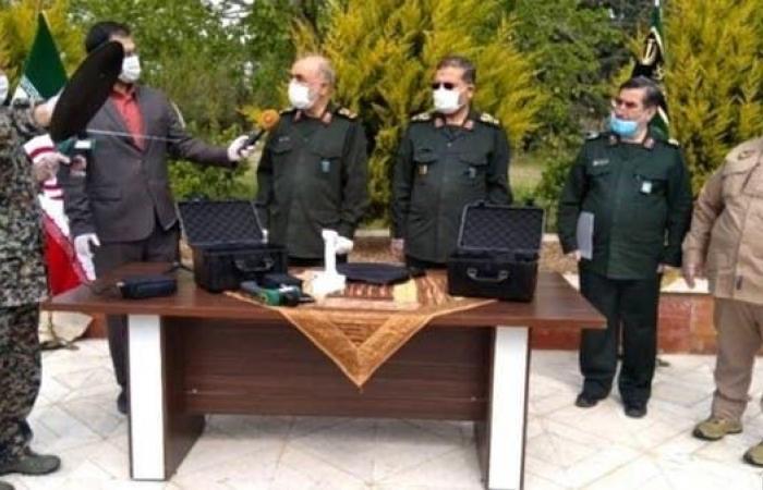 إيران   مستعان 110.. جهاز الحرس الثوري لكشف كورونا يثير السخرية مجدداً